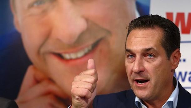 Zweikampf in Wien