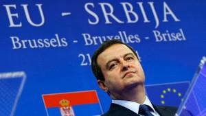 Serbien drängt es in die europäische Familie
