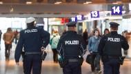 Diskussion über Sicherheitslage in Deutschland