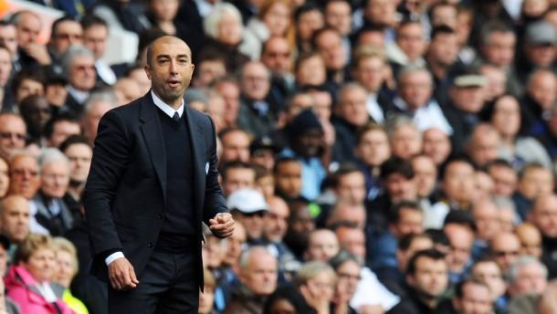 Chelsea sacked Roberto di Matteo