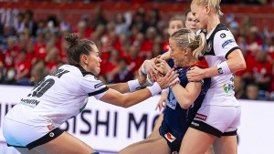 Deutsche Handballerinnen verpassen WM-Halbfinale
