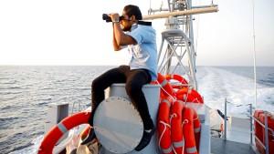 Planung einer Leitstelle zur Seenotrettung in Libyen