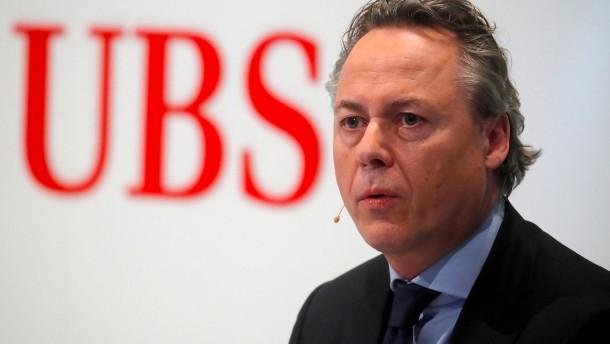 Ralph Hamers wird neuer Chef der UBS