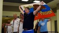 Russlands Fan-Anführer will zurück zur EM