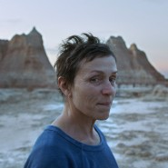 "Oscar-Preisträgerin Frances McDormand in einer Szene aus ""Nomadland""."