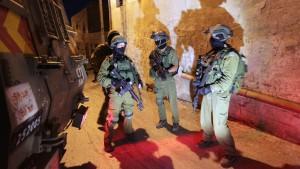 Israel droht Abbas mit sehr ernsten Folgen