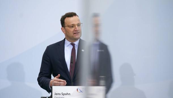 Mehrere Abgeordnete wollen Spahn als neuen Parteichef