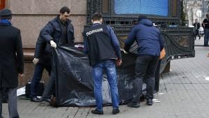 Mutmaßlicher Mörder des russischen Exil-Politikers identifiziert