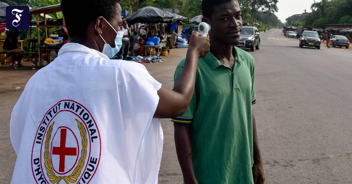 Elfenbeinküste: Einwohner von Abidjan zerstören Zentrum für Coronavirus-Tests