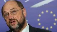 Schulz verteidigt seine Knesset-Rede