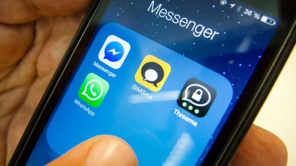 Messenger sollen in Iran verboten werden