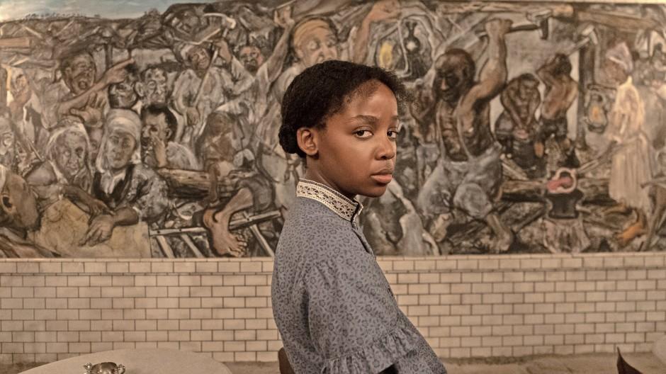 Von Staat zu Staat durch die Geschichte der Sklaverei: Thuso Mbedu als Cora