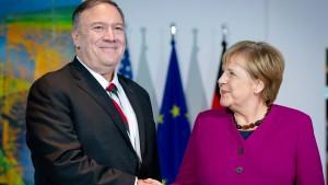 Pompeo sieht in Deutschland wichtigen Nato-Partner