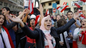 Erneut Massenproteste im Libanon