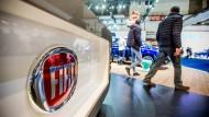 Fiat-Aktie auf 19-Jahres-Hoch