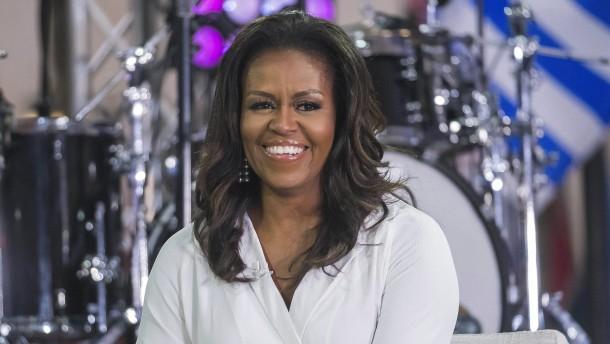 Michelle Obama rechnet mit Trump ab