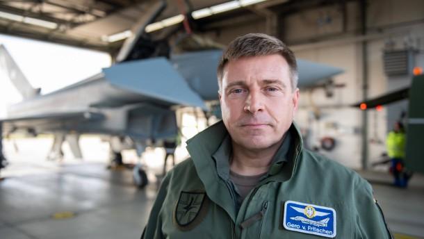 Keine Hinweise auf technischen Defekt nach Eurofighter-Absturz