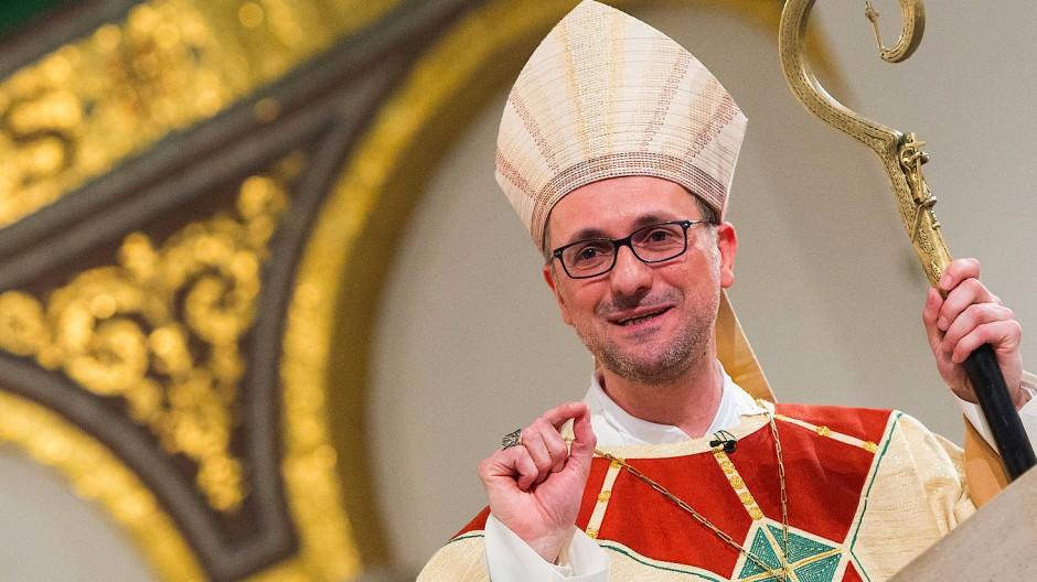 Steht massiv unter Druck: der Hamburger Erzbischof Stefan Heße