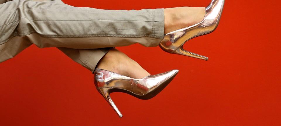 d467a508fec81d Mode  Deutsche geben rund 250 Euro für Schuhe aus - Mode   Design - FAZ
