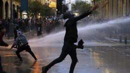 Wieder Straßenschlachten in Beirut