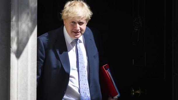 Boris und die Bewegung