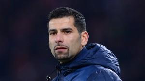 Darmstadt macht Grammozis zum Cheftrainer