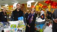 Das Welternährungsprogramm WFP hat für syrische Flüchtlinge in Jordanien Geldkarten eingeführt.