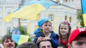 Merkel telefoniert mit Putin und Poroschenko