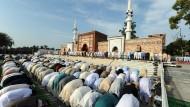 """""""Demokratie ist nicht geeignet"""" – die Rote Moschee in Islamabad"""