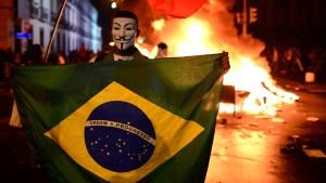 """""""Der Protest wird explodieren"""""""