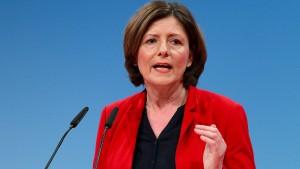 Ministerpräsidentin Dreyer fordert Maaßens Rücktritt