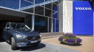 Volvo weiterhin auf Erfolgskurs