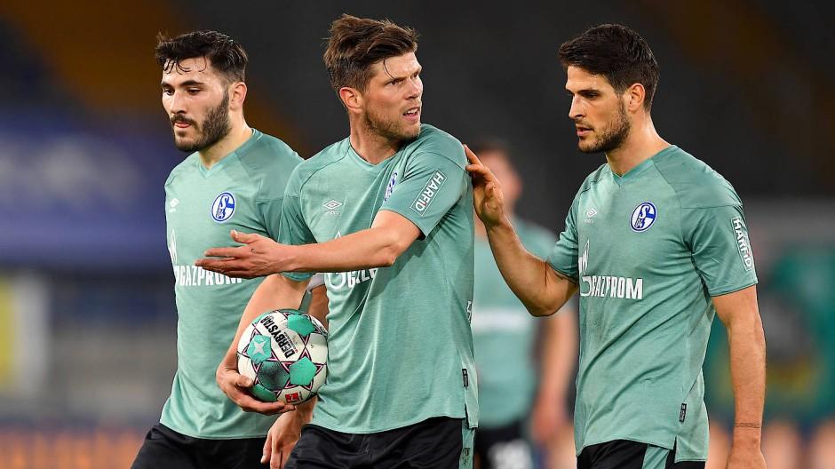 Kolasinac, Huntelaar und Paciencia: Die Schalker sind abgestiegen.