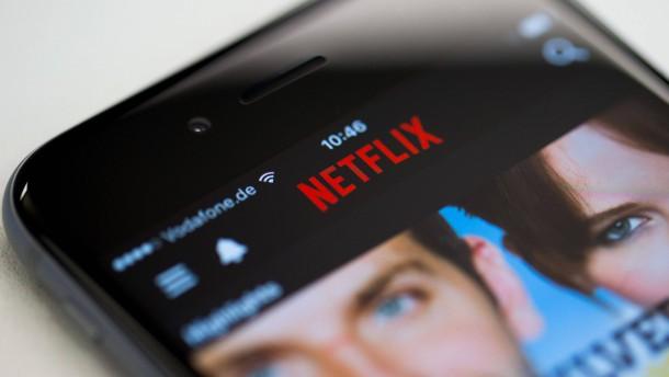 Netflix erwartet weniger neue Kunden als gedacht