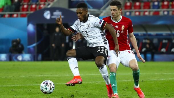 Geduldsspiel gegen Ungarn zum EM-Auftakt geglückt