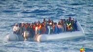 Zahlreiche afrikanische Flüchtlinge gerettet