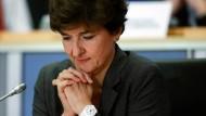 Zurückgewiesen: Macrons Kandidatin für einen Posten in der neuen EU-Kommission, Sylvie Goulard