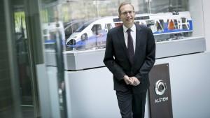 Frankreichs Mann für den Schienen-Airbus