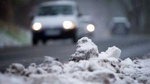 Wintereinbruch in Deutschland fordert zwei Tote
