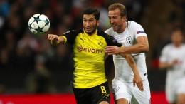 Dortmund startet mit Niederlage
