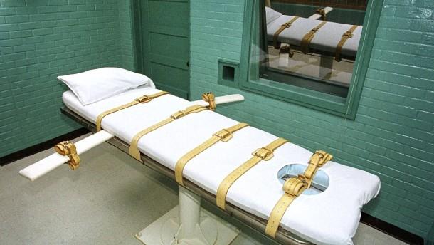 Hinrichtungen auf Bundesebene vorerst gestoppt