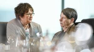 SPD-Ministerinnen streiten über Klimapolitik-Folgen