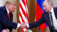 """Putin sieht """"schwierige multinationale Themen"""""""