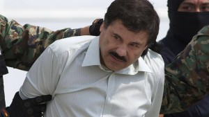 """El Chapo"" muss lebenslang ins Gefängnis"