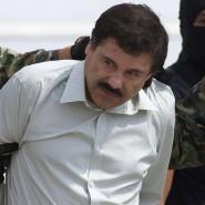 "Der mexikanische Drogenboss Joaquin ""El Chapo"" Guzman (Archivbild)"