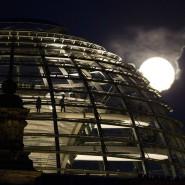 Die Reichstagskuppel in Berlin: Verschärfte Sicherheitsvorkehrungen?