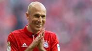 Warum Robben immer gegen Werder trifft