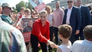 Sozialdemokraten siegen bei Parlamentswahl in Dänemark