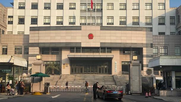 Journalistin in China zu vier Jahren Haft verurteilt