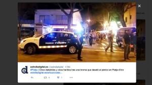 Deutsche Touristen verursachen Terrorpanik mit Flashmob